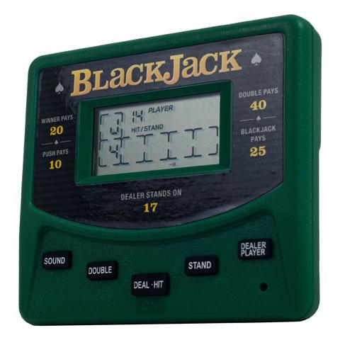 Electronic Blackjack Strategy