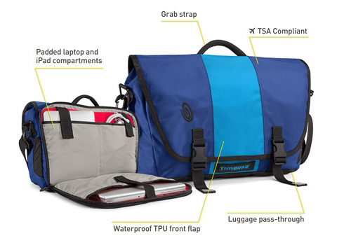 Timbuk2 Commute Laptop TSA-Friendly Messenger