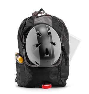 The overview of the backpack
