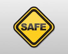 DESIGNED FOR SAFETY