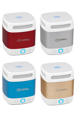 New MiiKey MiiBox Mini Bluetooth Speaker