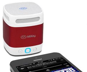 New MiiKey MiiBox Mini Bluetooth Speaker