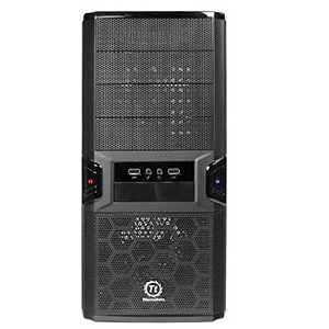Thermaltake V3 Black Edition Mid Tower Computer Case (VL80001W2Z) Features