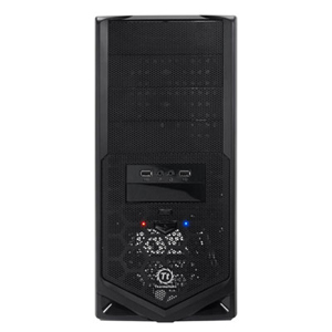Thermaltake V4 Black Edition Mid Tower Steel Gaming Chassis (VM30001W2Z) Features