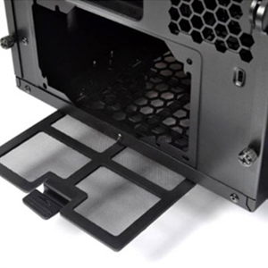 Removable PSU filter