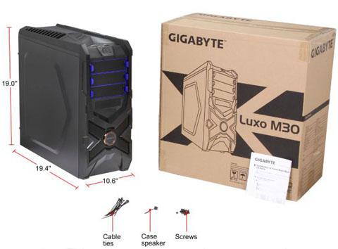 GIGABYTE Luxo M30