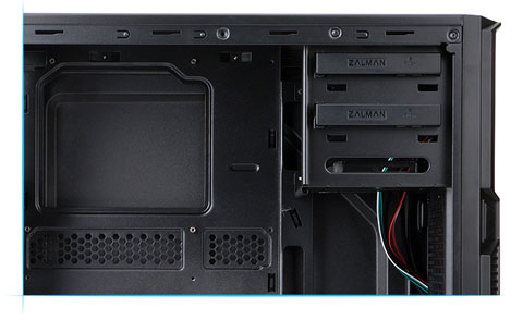 ZALMAN PC Case