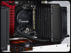 Multiple Cooling Options