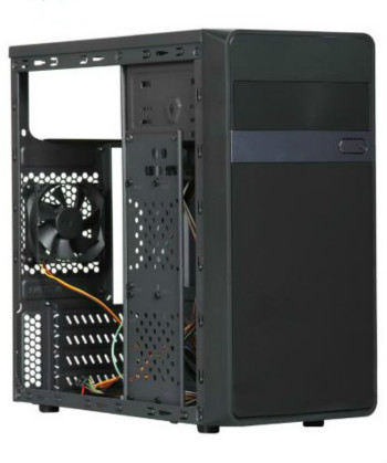 Details about diypc ma01 g black spcc microatx mini tower computer