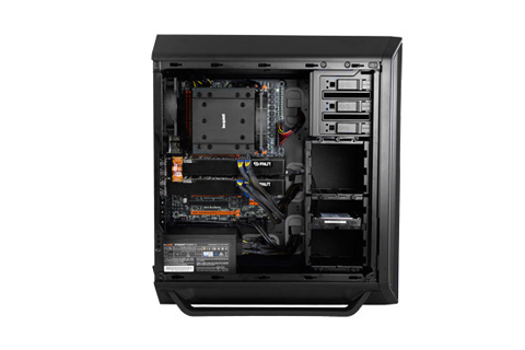 Be Quiet Silent Base 800 Atx Full Tower Pc Case Black