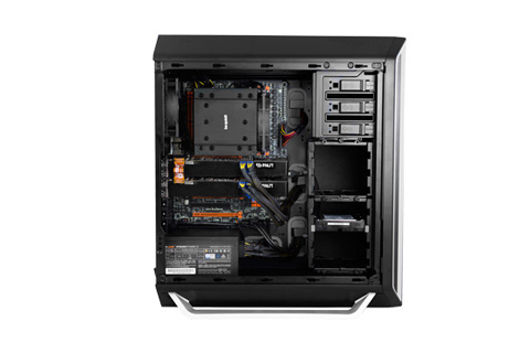 Be Quiet Silent Base 800 Atx Full Tower Pc Case Silver