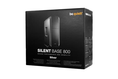 SILENT BASE 800
