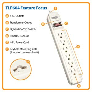 TLP604 Feature Focus