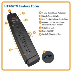 HT706TV Feature Focus
