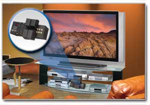 The Ideal Solution for Small A/V Installations