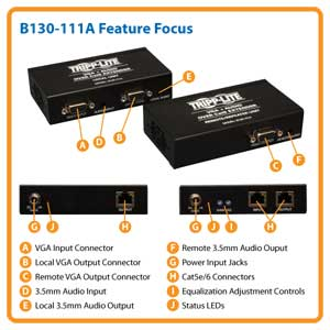 B130-111A Feature Focus