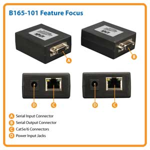 B165-101 Feature Focus