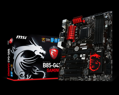 B85-G43 GAMING