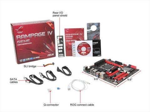 Rampage IV Gene