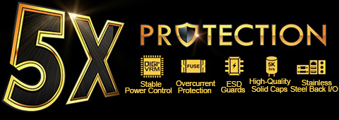 5X Protection