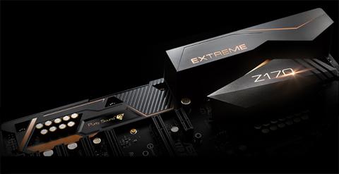 Z170 Extreme7+