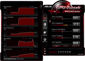 ASUS GPU Tweak Utility
