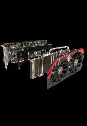N750 TF 2GD5/OC