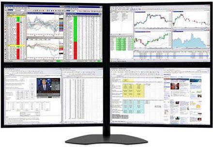 4 Monitors