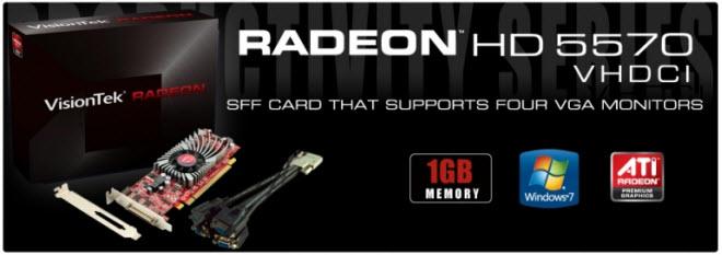 AMD Radeon HD 5570