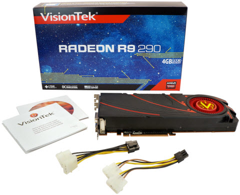 RADEON R9 290 - What's in the Box