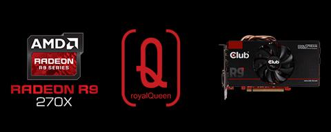 Radeon R9 270X royalQueen