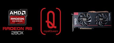 Radeon R9 280X RoyalQueen