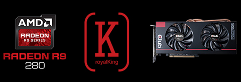 Radeon R9 280 royalKing