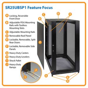 SR25UBSP1 Feature Focus