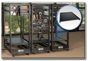 The Perfect Solution for Adding Storage in 4-Post Racks