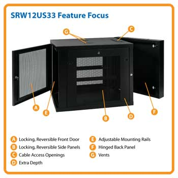 SRW12US33 Feature Focus