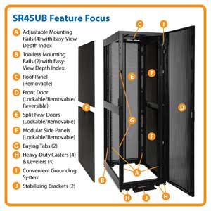 SR45UB Feature Focus