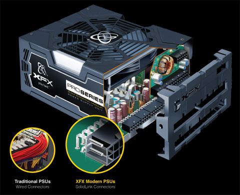 ProSeries 750W PSU