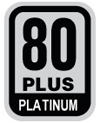 80 Plus Platinum Certification