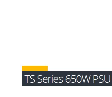 XFX TS Series