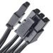 4 x 8 / 6-pin PCIE connectors