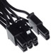 2 x 8 / 6-pin PCIE connectors