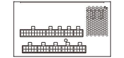 100% modular cable design