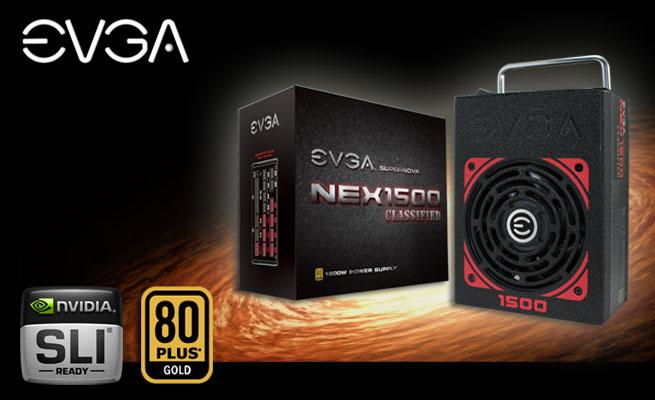 EVGA SuperNOVA NEX1500