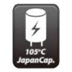 Japanese capacitors