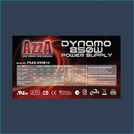 Dynamo 850