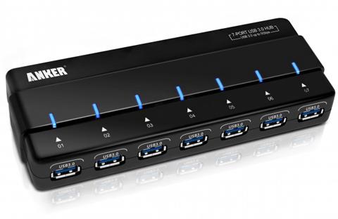 Anker USB 3.0 7-Port Hub