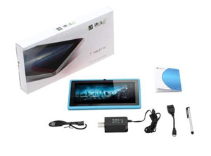 New iRulu Tablet PC