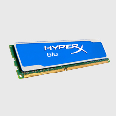 Kingston HyperX Blu 4GB