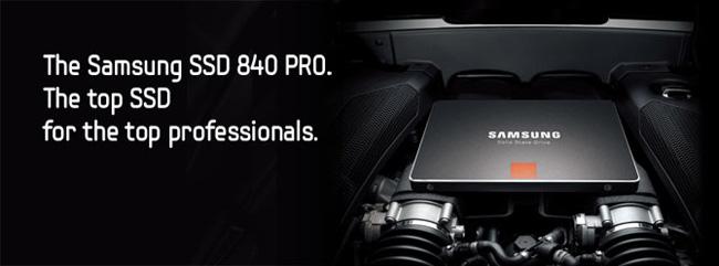 Samsung 840 PRO Series SSD